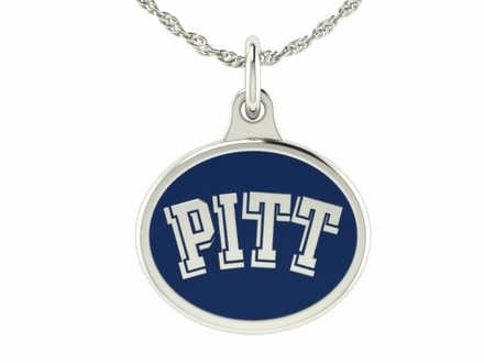 Pittsburgh PITT Panthers Silver Charm