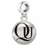 Quinnipac Round Dangle Charm