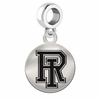 Rhode Island Round Dangle Charm