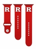 Rutgers Scarlet Knights Band Fits Apple Watch