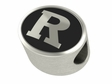 Rutgers Scarlet Knights Antiqued Bead