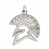 San Jose State Spartans Natural Finish Charm