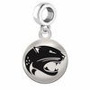 South Alabama Round Dangle Charm