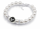 South Florida Bulls Pearl Bracelet