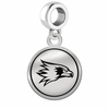 Southeast Missouri State Redhawks Border Round Dangle Charm