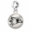 Southeast Missouri State Round Dangle Charm