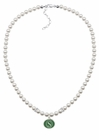 Southeastern Louisiana Lions Pearl Necklace