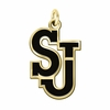 St. Johns Red Storm 14KT Gold Charm