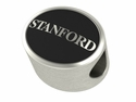 Stanford Cardinals Antiqued Bead