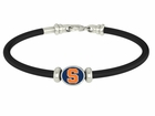 Syracuse University Rubber Bracelet