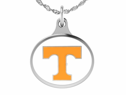 Tennessee Volunteers Enamel Charm