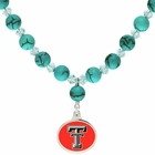Texas Tech Turquoise Necklace
