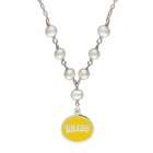 Toledo Rockets Pearl Necklace