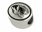Missouri Tigers Enamel Bead