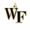 Wake Forest Demon Deacons 14KT Gold Charm