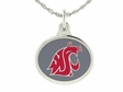 Washington State Cougars Silver Charm