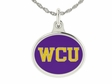 West Chester Rams Charm Pendant