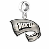 Western Kentucky Hilltoppers Logo Cut Out Dangle