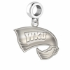 Western Kentucky Hilltoppers Dangle Charm