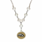 Western Michigan Pearl Necklace