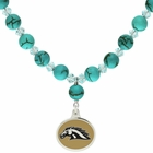 Western Michigan Turquoise Necklace