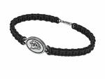 Western Michigan University BRONCOS Cord Bracelet