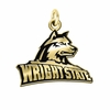 Wright State Raiders 14KT Gold Charm