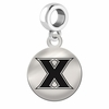 Xavier Round Dangle Charm