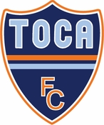 TOCA FC Crest Car Decal TFC-10039