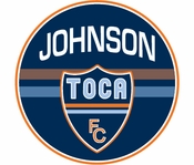 TOCA FC Custom Car Decal TFC-10043