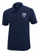 TOCA FC Navy Ladies Origin Polo TFC-10069
