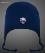 TOCA FC Navy Richardson Knit Cap TFC-10054