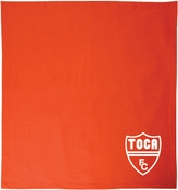 TOCA FC Orange Blanket TFC-10056