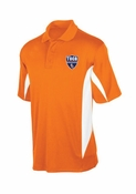 TOCA FC Orange/White Blade Polo TFC-10034
