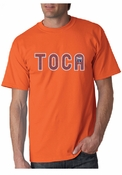 TOCA FC Spirit Orange Tee TFC-10045