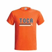 TOCA FC Standard Orange Tee TFC-10041