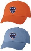 TOCA FC Unstructured Ball Cap TFC-10044