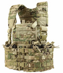 MULTICAM MODULAR CHEST SET