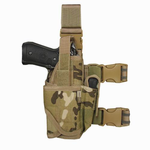 MULTICAM TORNADO TACTICAL LEG HOLSTER