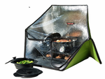 SUNFLAIR DELUX SOLAR OVEN KIT