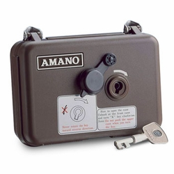 Amano PR-600 Series Watchman's Clock