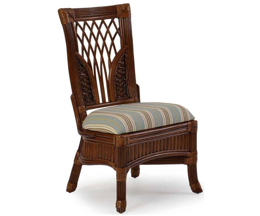 Aruba Armless Side Dining Chair