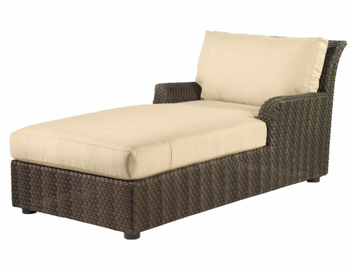Aruba Outdoor Chaise Lounge