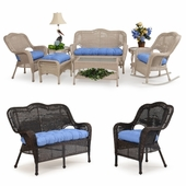 Ava Loveseat Set