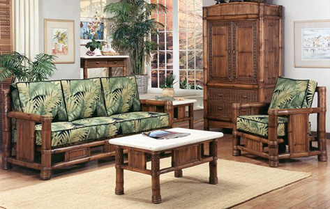 Bamboo Furniture Set