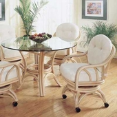 Captiva Rattan Dining Chair