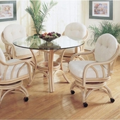 Captiva Rattan Dining Set