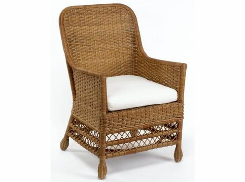 Catalina Wicker Chair