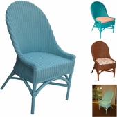 Coastal Armless Dining Chair