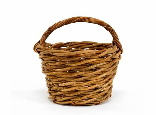 Cottage Egg Gathering Basket